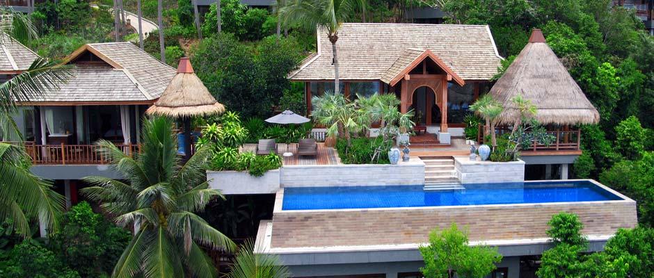 Villas Ko Samui - Developer Portfolio across Four Seasons